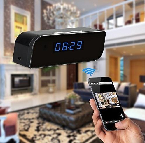 Micro Câmera Wireless
