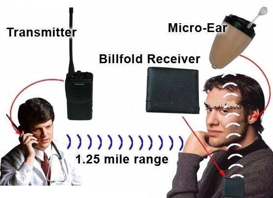 Ponto Eletrônico via Rádio