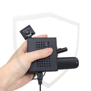 Kit completo para transmissão de vídeo. Micro Câmera 3G.