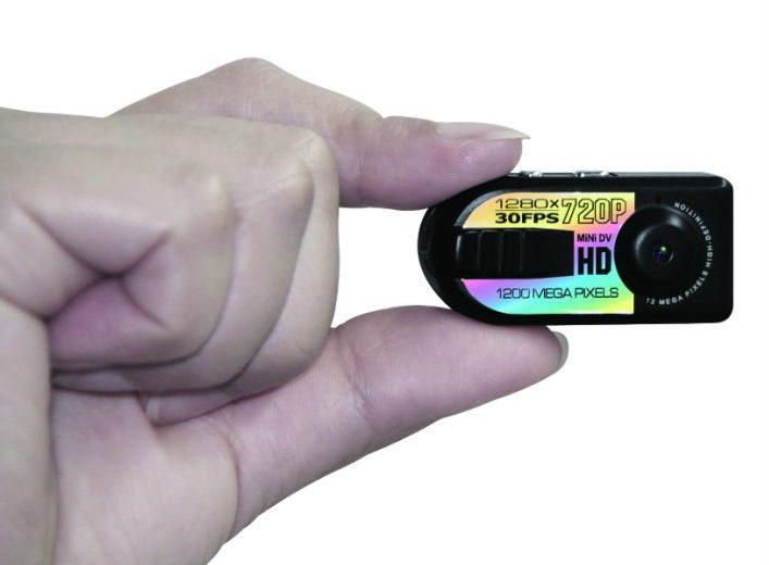 7c656e236e1 Escolhendo a melhor micro câmera - Equipamentos de Espionagem